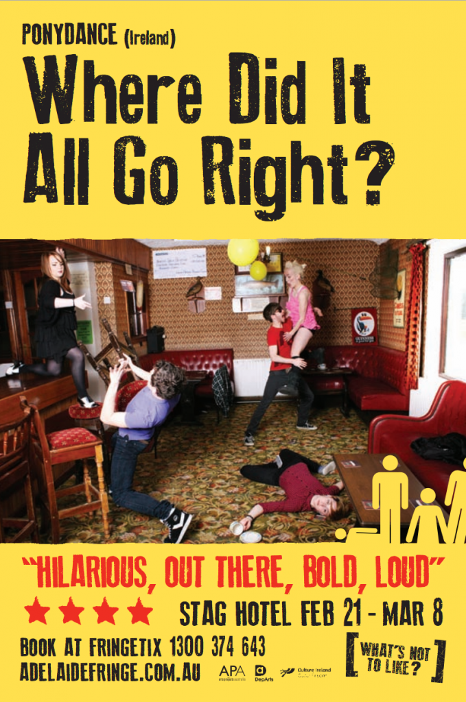 Where did it all go right? Flyer